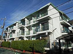 京都府京都市山科区椥辻番所ケ口町の賃貸マンションの外観