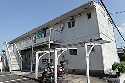 タウニィ霧島[203号室]の外観