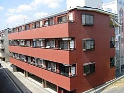 津之江パークハイツ2号館[401号室]の外観