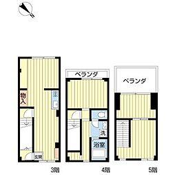 大森海岸駅 12.0万円