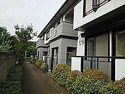 ロイヤルハイツ2[1階]の外観