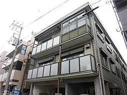 東京都大田区東矢口1丁目の賃貸マンションの外観