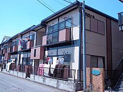 櫻シティA棟[102号号室]の外観
