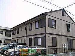 兵庫県西宮市樋ノ口町2丁目の賃貸アパートの外観