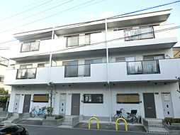 大阪府茨木市上穂積3丁目の賃貸マンションの外観