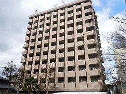 大阪府豊中市箕輪3丁目の賃貸マンションの外観