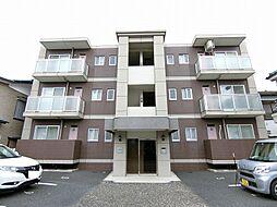 神奈川県相模原市中央区千代田6丁目の賃貸マンションの外観