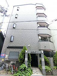 グローリーI[4階]の外観