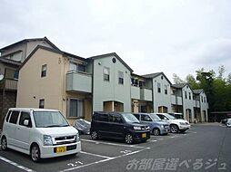 MOON上吉田[1階]の外観
