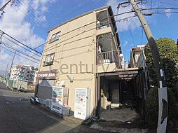 兵庫県西宮市一里山町の賃貸マンションの外観
