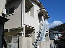 コーポ浄土寺[202号室号室]の外観