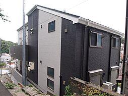 ヒルズ横浜山手[101号室号室]の外観
