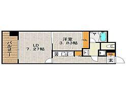 西新駅 7.9万円