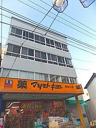 都屋ビル[4階]の外観