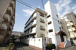 大阪府大阪市城東区今福東3丁目の賃貸マンションの外観