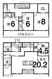 鬼無駅 3,278万円