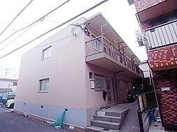 南津の辺ハイツ[2階]の外観