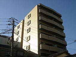 東京都北区上十条4丁目の賃貸マンションの外観