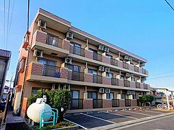 埼玉県所沢市上新井1-の賃貸マンションの外観