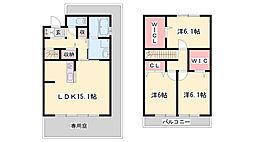 西飾磨駅 10.2万円