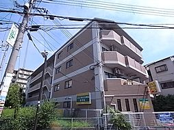 スタンドアップ土師ノ里[2階]の外観