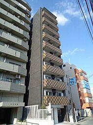 プレミアムキューブ横浜反町[204号室]の外観