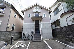 千里山ハイツ[201号室]の外観