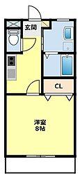 新上挙母駅 5.5万円