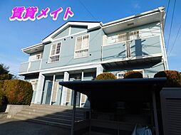 三重県四日市市生桑町の賃貸アパートの外観