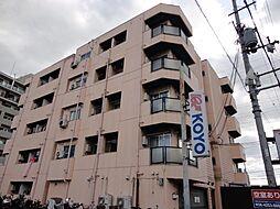 ピュアスモトA棟[4階]の外観