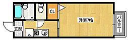 ドルチェ若宮[2階]の間取り