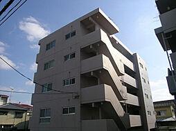 愛媛県松山市朝生田町1丁目の賃貸マンションの外観
