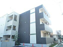 フジパレスパークサイド白鷺[1階]の外観