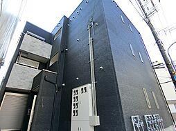 兵庫県神戸市須磨区東町2丁目の賃貸アパートの外観