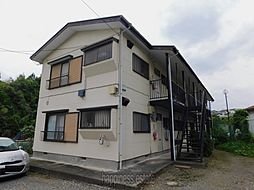 第二昇山荘[2階]の外観
