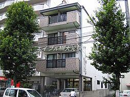 メモリー鹿田[4階]の外観