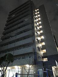 ジュネーゼグラン弁天町[12階]の外観