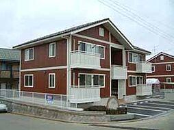 ルピナ・オークタウン B[2階]の外観