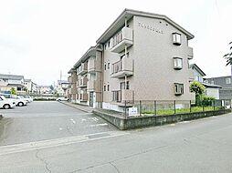 静岡県富士宮市淀師の賃貸マンションの外観