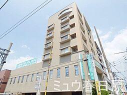 福岡県大野城市白木原3丁目の賃貸マンションの外観
