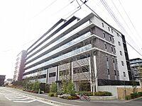 外観(吉川美南駅徒歩3分の立地。1住戸ペット2匹まで飼育可能です。)