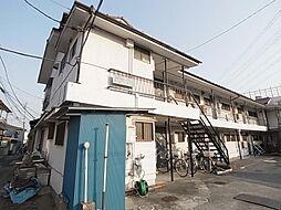 サンコーポヤマブン[2階]の外観