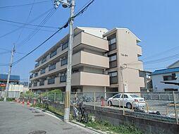 大阪府岸和田市戎町の賃貸マンションの外観