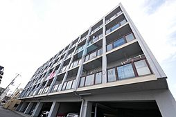 大阪府東大阪市瓜生堂1丁目の賃貸マンションの外観