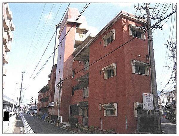 福岡県 シティ花房[310号室]の外観