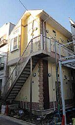 ユナイトビー[2階]の外観