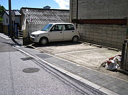 長崎電気軌道3系統 市民会館駅 徒歩5分の賃貸駐車場