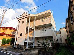 埼玉県狭山市入間川3の賃貸アパートの外観