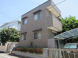 東京都杉並区南荻窪1丁目の賃貸アパートの外観