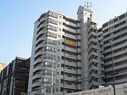 福岡県北九州市小倉北区真鶴2丁目の賃貸マンションの外観